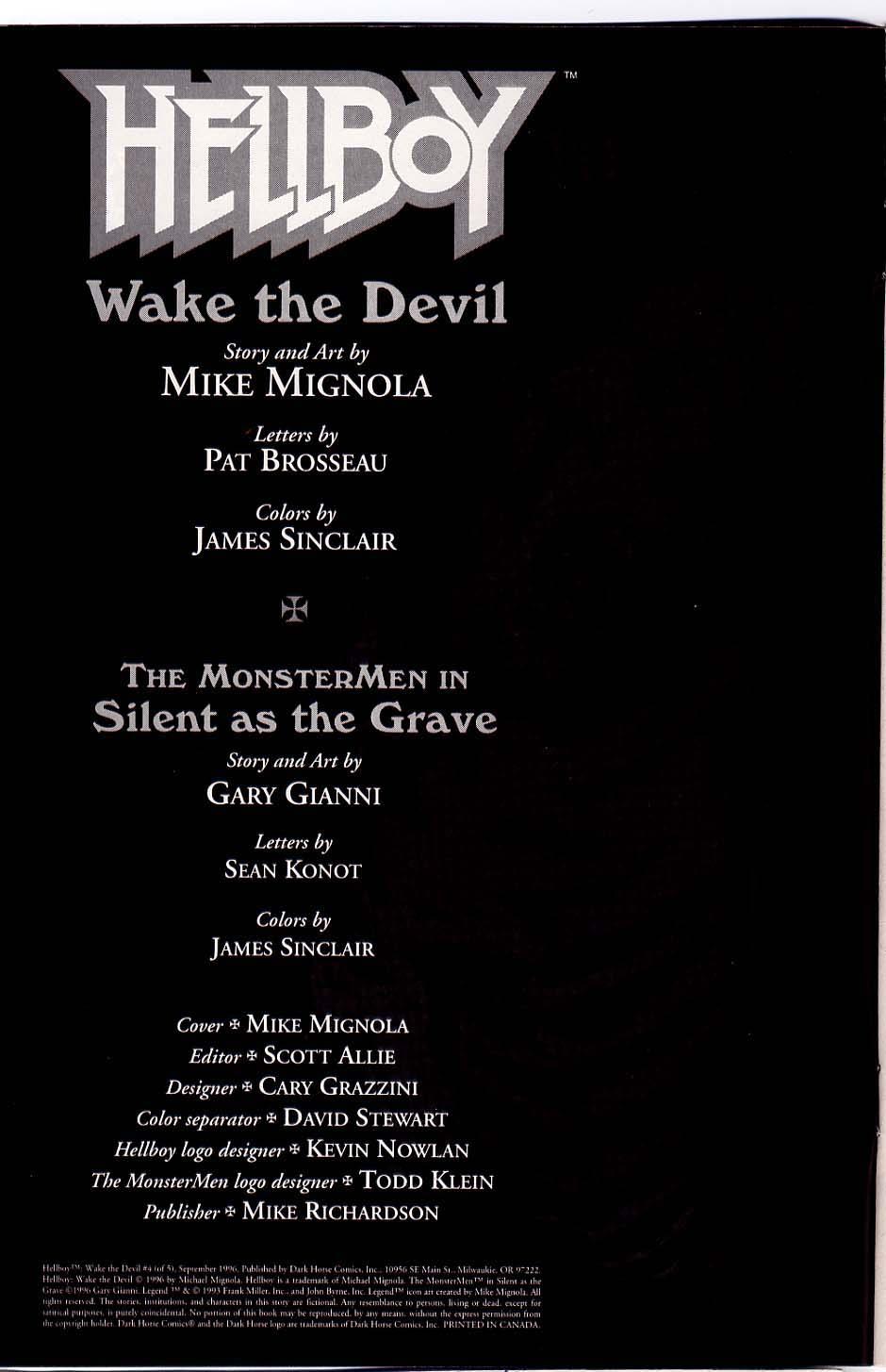 Hellboy: Wake the Devil Issue #4 #4 - English 2