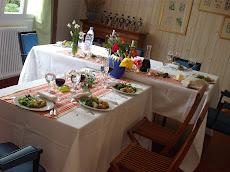 La table d'un Dimanche...