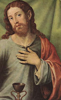 Christ with Chalice