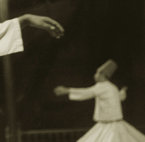 Hand of Whirling Dervishes