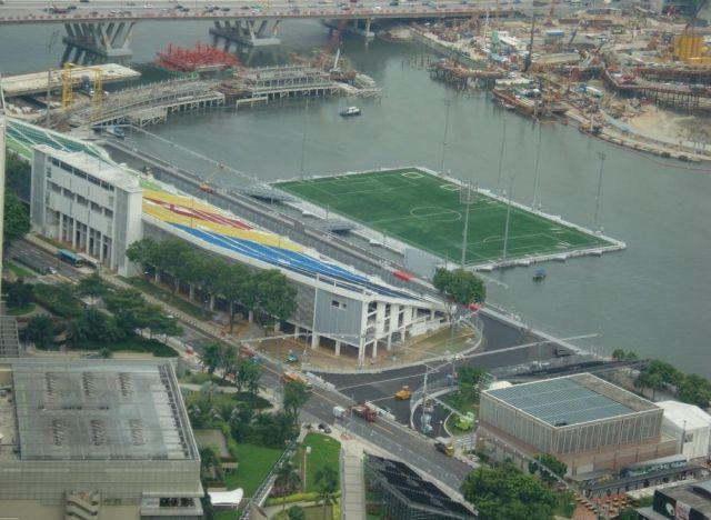 Unique Football Stadiums
