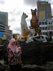 Zara n Mama @ Sarawak