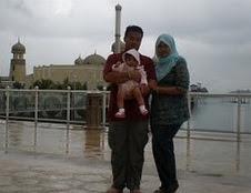 Zara n Family @ Terengganu