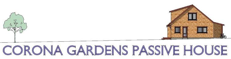 Corona Gardens Passive House