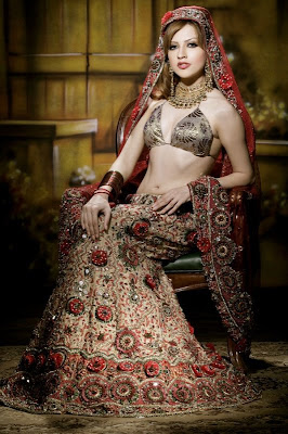 Punjabi wedding dress pictures