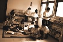 Perpustakaan SMPK 4 BPK PENABUR