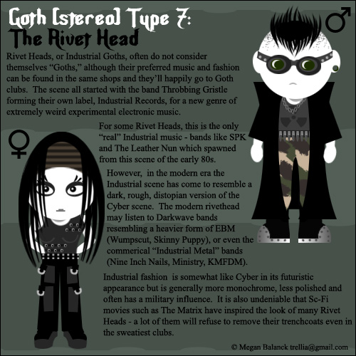 gothicred  goth styles