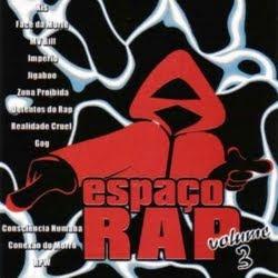 CD Espaço Rap Volume 3