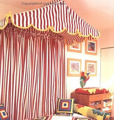 Circus Themed Baby Nursery Decorating Ideas