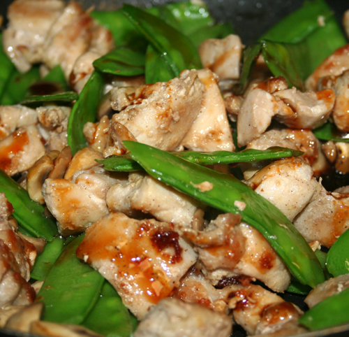vy : : fun zone: Easy teriyaki chicken recipe!