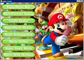 Super Mario Collections 2009 | Games Soabk0