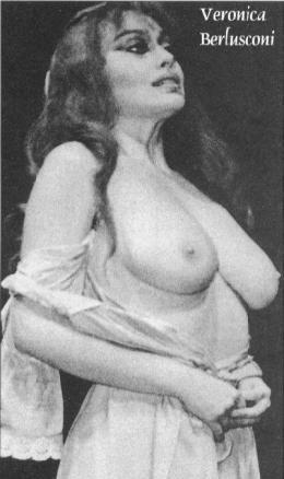 nude pics of veronica lario