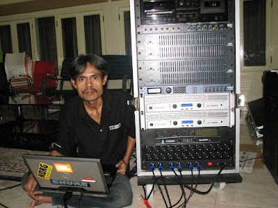 sound system untuk upcara dep hup of d a s audio aero 38a line array
