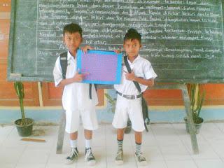 Bakat dan Kreatifitas Anak SD