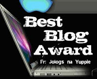 Best Blog Award 2009