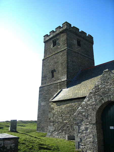Tintagel Church