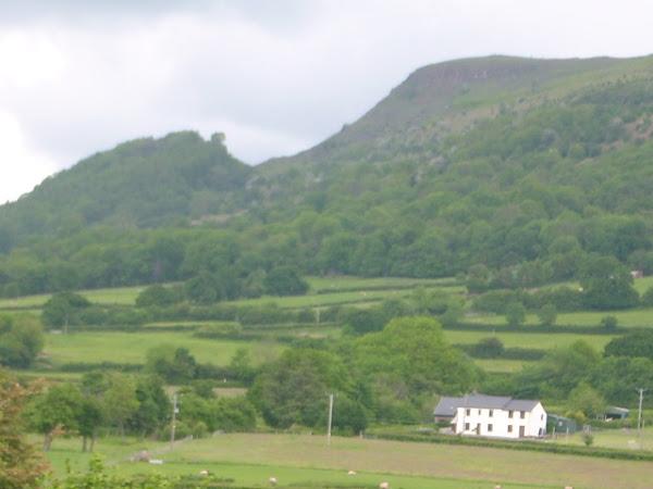 Yskyrryd Fawr -St Michael's Mount