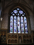 Jesse Tree Window in Lady Chapel