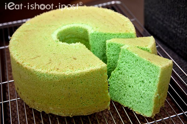 How to make a Pandan Chiffon Cake: Almost everything you need to know