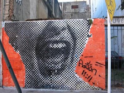 Balvanera Stencil Psycho