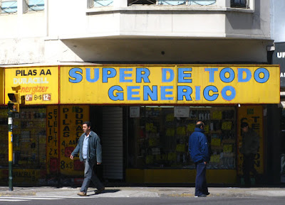 Balvanera Super De Todo Genérico