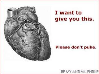 anti valentine, contra el dia de los enamorados