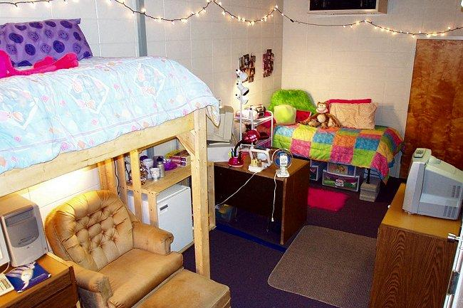 Room decorating ideas dorm room ideas for Hall room decoration ideas