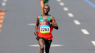 Sammy Wanjiru Triumphs in Chicago Marathon