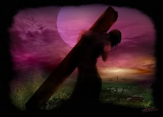 Taking up your cross daily, image courtesy of photobucket.com