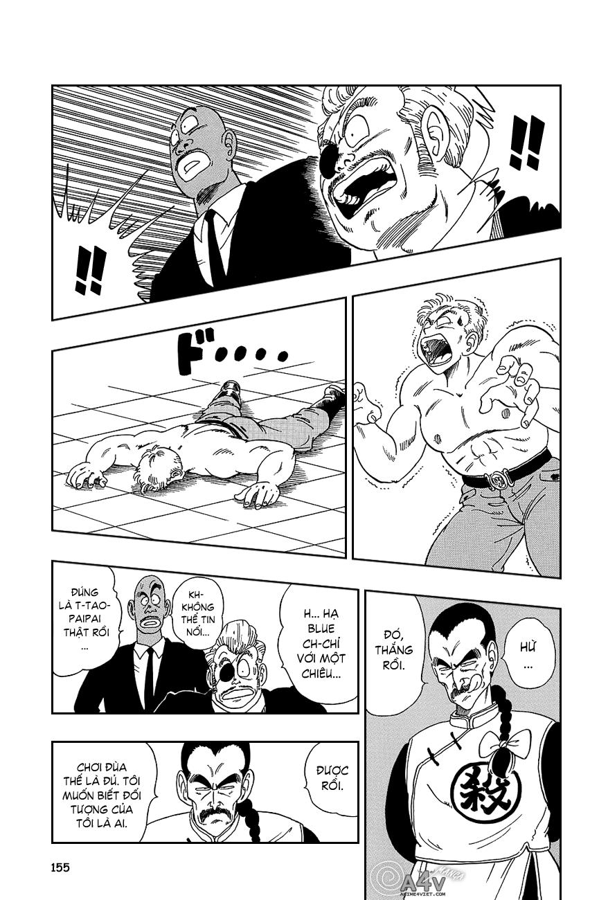 Dragon Ball - Bảy Viên Ngọc Rồng trang 10
