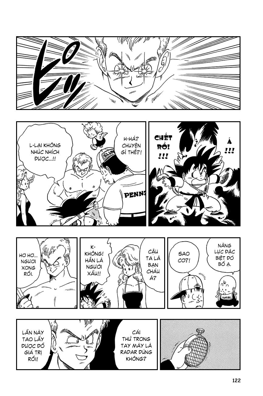 Dragon Ball - Bảy Viên Ngọc Rồng trang 5