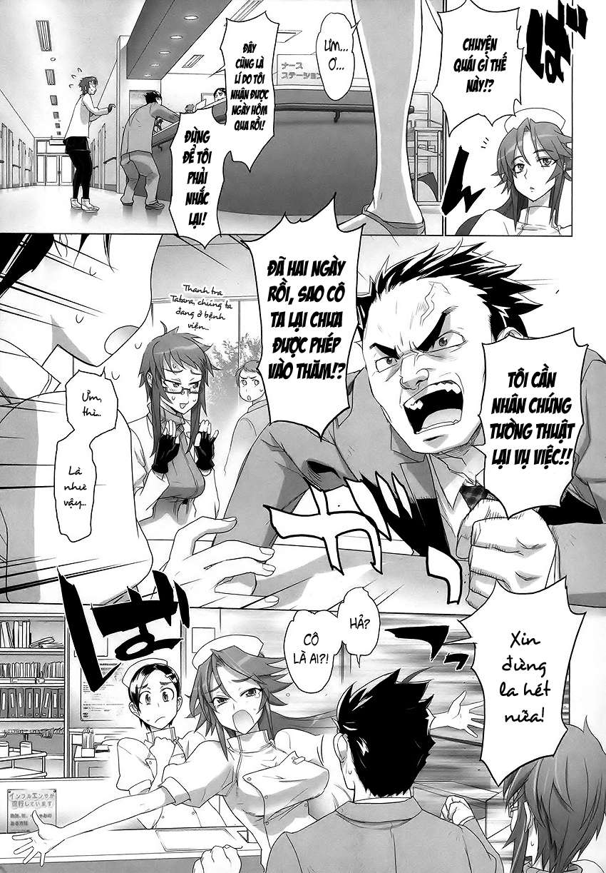 Triage X Chap 2 - Next Chap 3