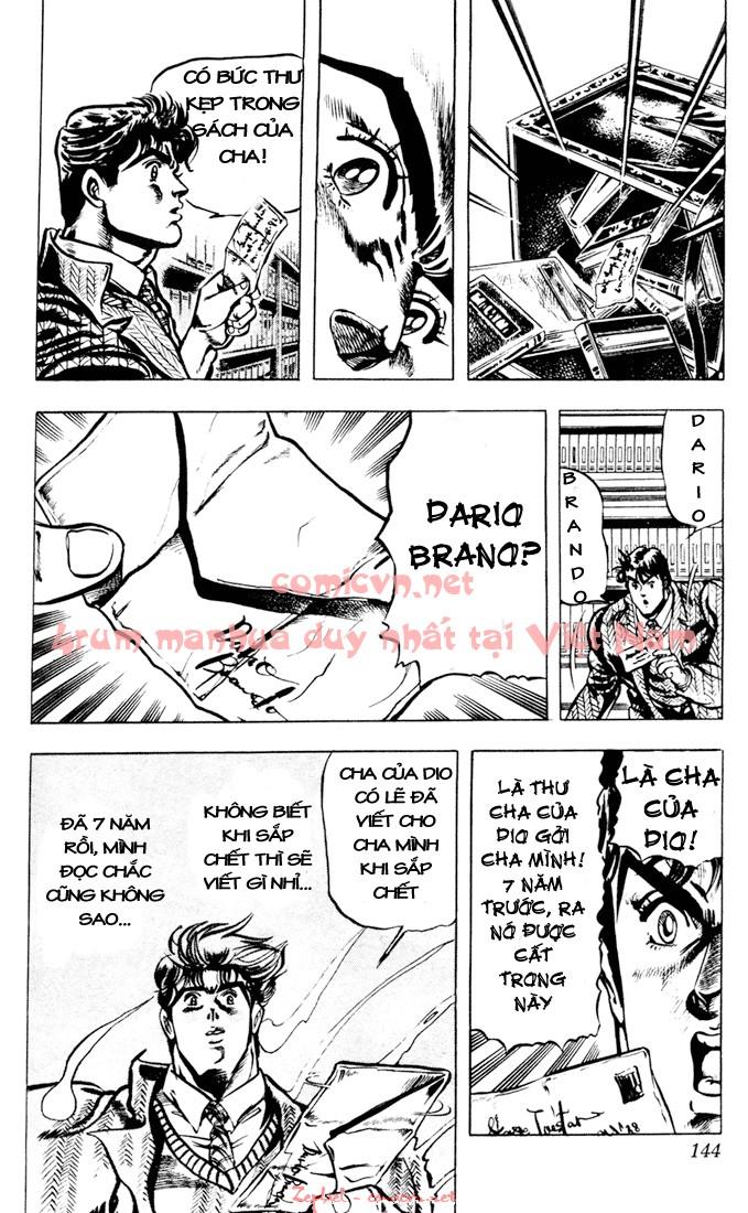 JoJo Bizarre Adventure trang 19