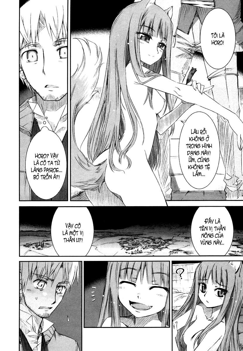 Ookami to Koushinryou (Wolf and Spice) - Ookami to Koushinryou (Wolf and Spice) Chapter 002 - Pic 6