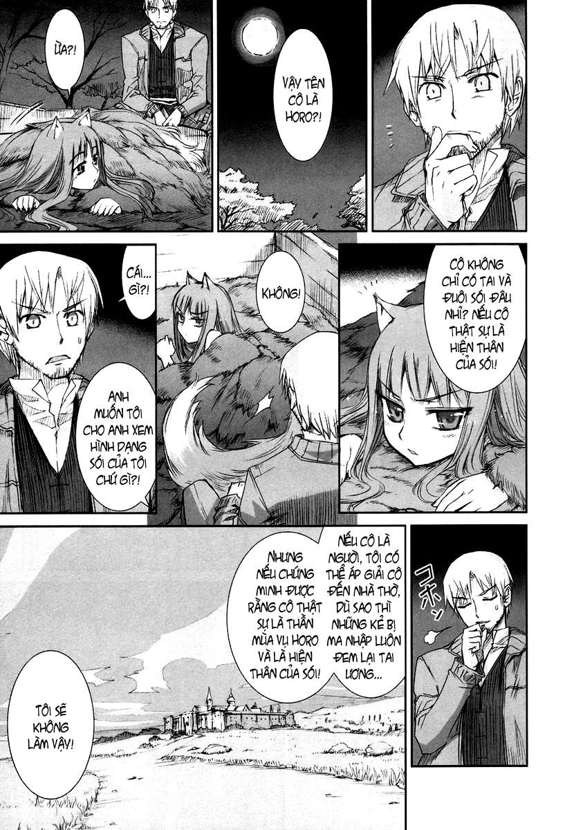 Ookami to Koushinryou (Wolf and Spice) - Ookami to Koushinryou (Wolf and Spice) Chapter 002 - Pic 11