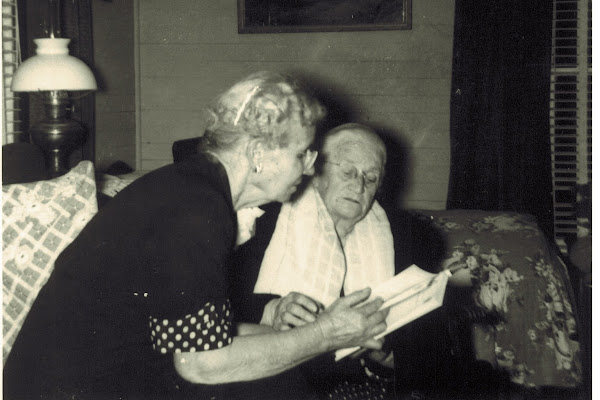 Aunt Susan & Grandmother Southard