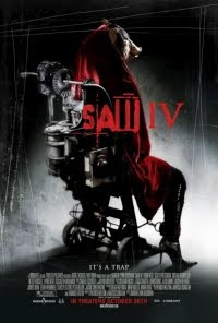 Saw 4 knows how to catch your attention!