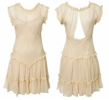 Ruffle Dress on Dresses Would Look Rather Dated And Fuddy Duddy  Maybe Even A Tad