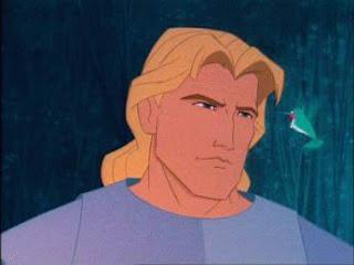 John Smith, Disney's Pocahontas