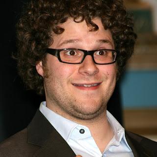 Seth Rogen cheesy