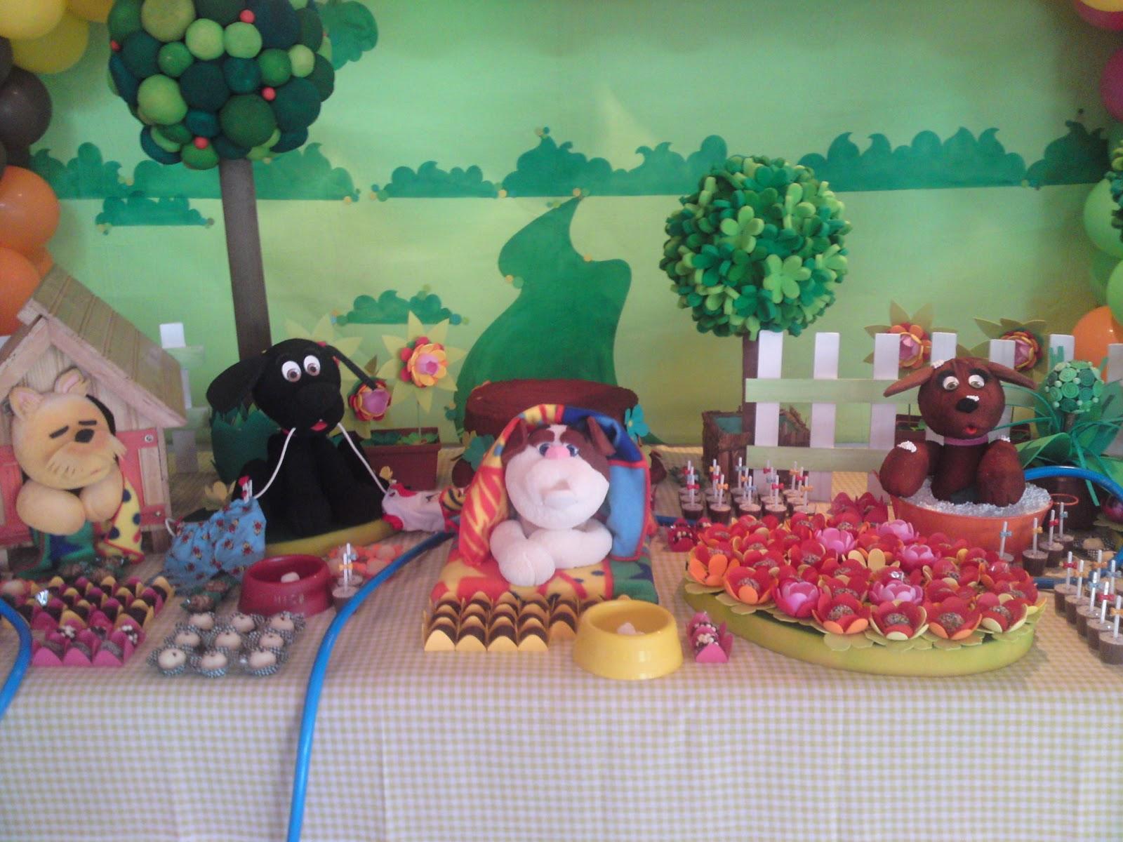 decoracao festa quintal: , Festa a domicilio, Decoração: Festa no Quintal da Rafinha