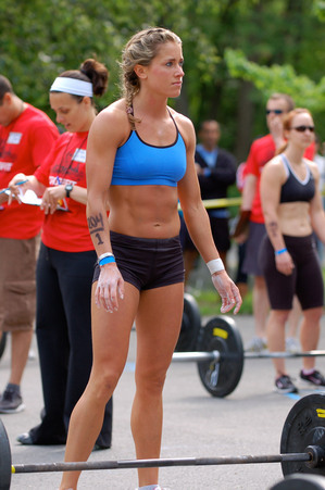 Crossfit does make women hot