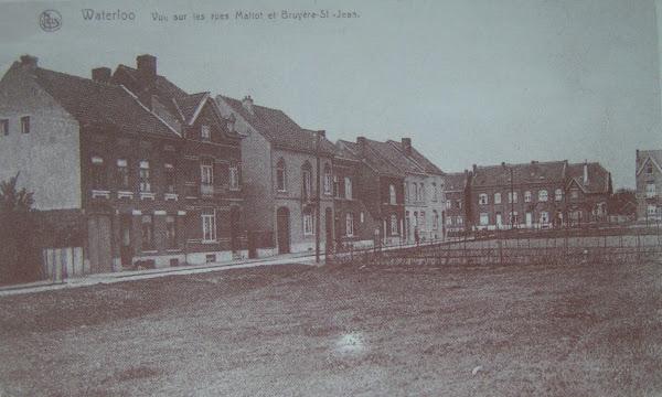 Au début du 20 ème siècle, la rue Mattot