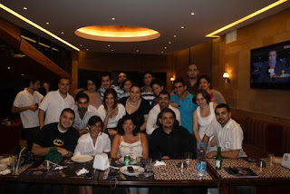 Photo taken at Social media day in beirut