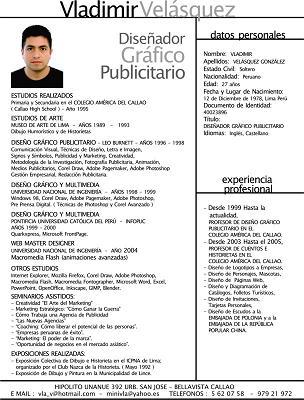 Nueva Farandula Confeccion De Un Curriculum Vitae Guia Basica