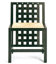 cadeira e mesa cadeiras e poltronas mackintosh inglesas. Black Bedroom Furniture Sets. Home Design Ideas