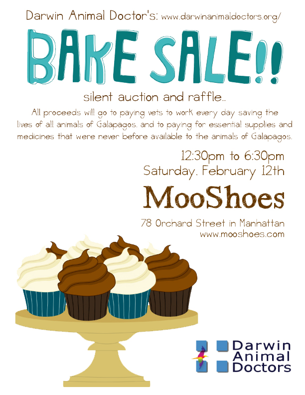 Flyer For Bake Sale  BesikEightyCo