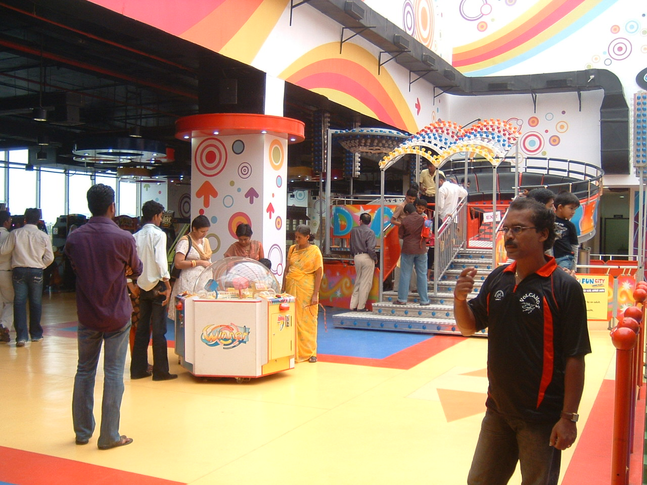 Eternal Romantic: Unadulterated joy at Fun City