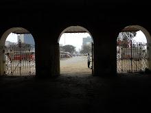 Nairobi. Stazione ferroviaria