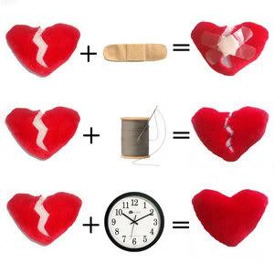 ~ Cara terbaik mengubat hati: dengan masa~
